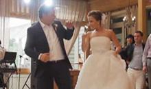 оригинальный свадебный танец
