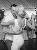 первый свадебный танец бачата