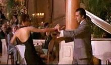 свадебный танец танго запах женщины
