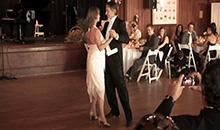 свадебный танец аргентинское танго