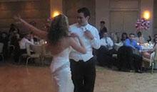 свадебный танец сальса бачата самба