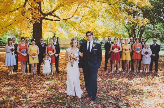 свадьба в стиле ретро фото гостей