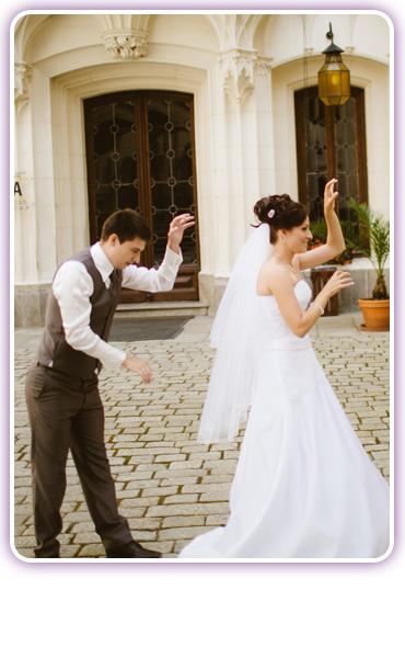 свадебный танец американский формат