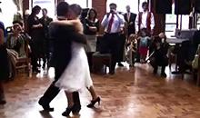 аргентинское танго на свадьбу