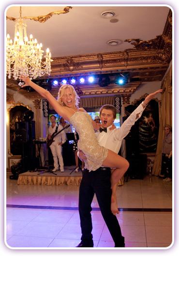 свадебный танец шоу попурри