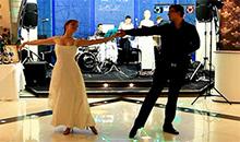 постановка свадебного танца медленный вальс